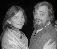 Judy Collins Stephen Sondheim 1978<br /> Photo By Adam Scull/PHOTOlink.net
