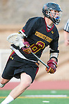 San Diego, CA 05/25/13 - Bennett Shafer (Torrey Pines #8) in action during the 2013 CIF San Diego Section Open DIvision Boys Lacrosse Championship game.  Torrey Pines defeated La Costa Canyon 7-5.