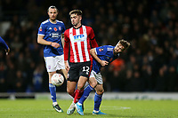 Ellis Chapman of Lincoln City during Ipswich Town vs Lincoln City, Emirates FA Cup Football at Portman Road on 9th November 2019