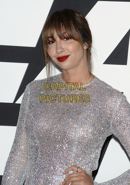 NEW YORK, NY - APR 08: Jackie Cruz attends the Premiere of &quot;The Fate of the Furious&quot; at Radio City Music Hall on April 8, 2017 in NEW YORK CITY.<br /> CAP/LNC/TOM<br /> &copy;TOM/LNC/Capital Pictures