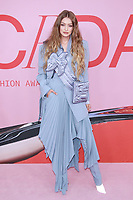 NEW YORK, NY - JUNE 3:  Gigi Hadid at the 2019 CFDA Fashion Awards at the Brooklyn Museum of Art on June 3, 2019 in New York City. <br /> CAP/MPI/DC<br /> ©DC/MPI/Capital Pictures