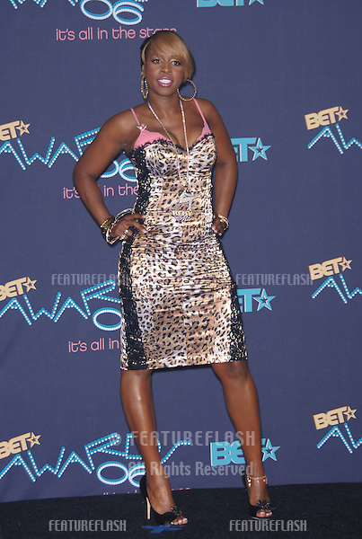 Singer REMY MA at the 2006 BET Awards in Los Angeles...June 27, 2006  Los Angeles, CA.© 2006 Paul Smith / Featureflash
