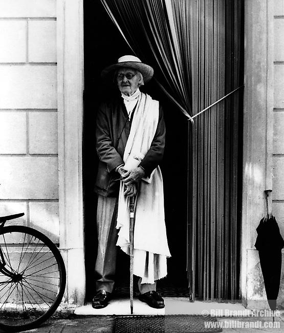 Gordon Craig, 1956