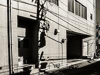 Building in Ota, Japan 2014.