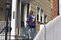 SEIU 32BJ Arlington VA Canvas