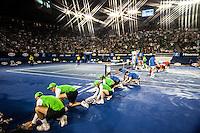 AMBIENCE<br /> Tennis - Australian Open - Grand Slam -  Melbourne Park -  2014 -  Melbourne - Australia  - 17th January 2014. <br /> <br /> &copy; AMN IMAGES, 1A.12B Victoria Road, Bellevue Hill, NSW 2023, Australia<br /> Tel - +61 433 754 488<br /> <br /> mike@tennisphotonet.com<br /> www.amnimages.com<br /> <br /> International Tennis Photo Agency - AMN Images