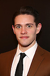 Casey Cott attend the Broadway Opening Night of Sunset Boulevard' at the Palace Theatre Theatre on February 9, 2017 in New York City.