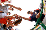5 September 2005: Chad Cordero, pitcher for the Washington Nationals, signs autographs prior to a game against the Florida Marlins. The Nationals defeated the Marlins 5-2 at RFK Stadium in Washington, DC, maintaining a close race for the NL Wildcard spot. Mandatory Photo Credit: Ed Wolfstein.