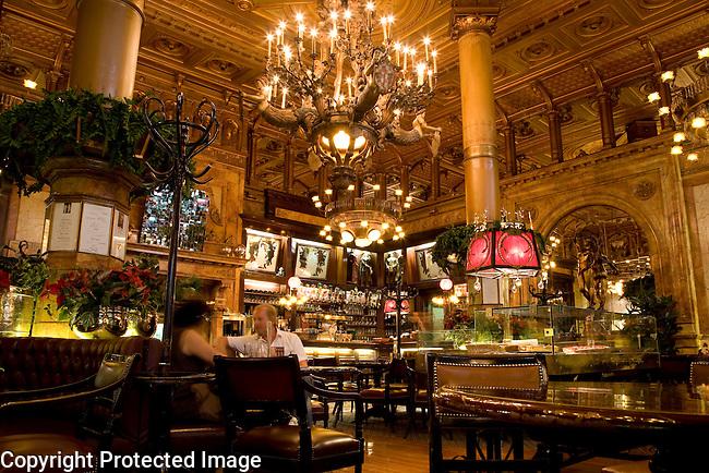 Cafe Metropole, Brussels, Belgium, Europe