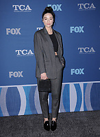 04 January 2018 - Pasadena, California - Crystal Reed. FOX Winter TCA 2018 All-Star Partyheld at The Langham Huntington Hotel in Pasadena.  <br /> CAP/ADM/BT<br /> &copy;BT/ADM/Capital Pictures