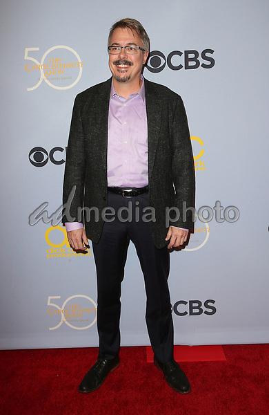 "04 October 2017 - Los Angeles, California - Vince Gilligan. CBS ""The Carol Burnett Show 50th Anniversary Special"". Photo Credit: F. Sadou/AdMedia"