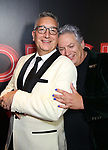 "Moises Kaufman and Harvey Fierstein  attends the Broadway Opening Night After Party for ""Torch Song"" at Sony Hall on November 1, 2018 in New York City."