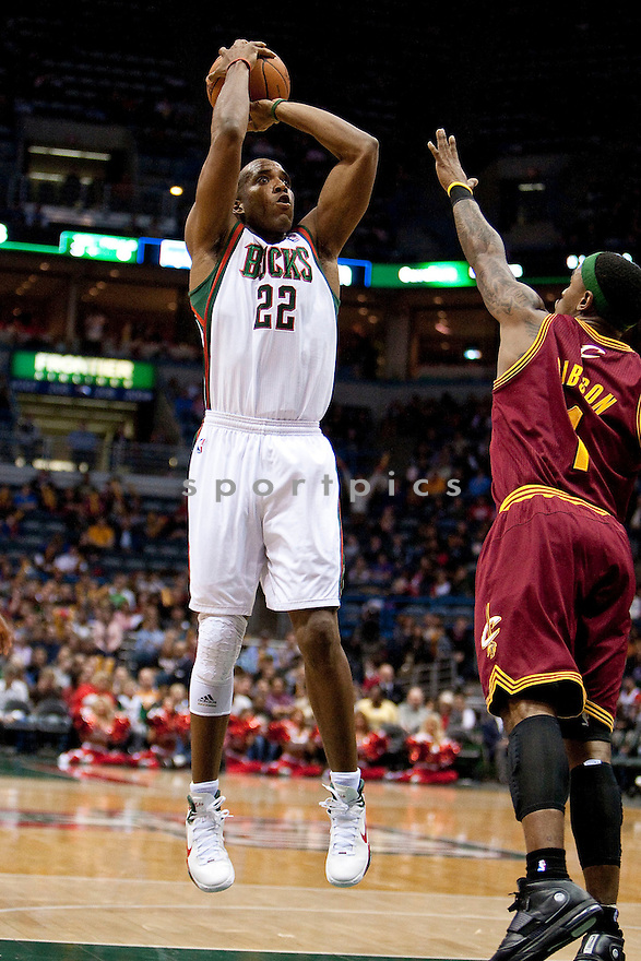 MICHAEL REDD, of the Milwaukee Bucks.