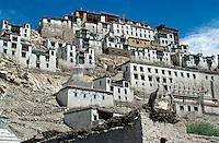 Kloster Tikse, Ladakh (Jammu+Kashmir). Indien