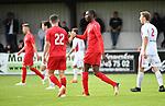 2018-06-22 / Voetbal / Seizoen 2018-2019 / Hoogstraten VV - R. Antwerp FC / William Owusu scoorde de 0-2 voor Antwerp<br /> <br /> ,Foto: Mpics