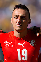 Josip Drmic of Switzerland