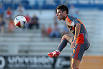 01 June 2016: Carolina's Drew Beckie (CAN). The Carolina RailHawks hosted the Charlotte Independence at WakeMed Stadium in Cary, North Carolina in a 2016 Lamar Hunt U.S. Open Cup third round game. The RailHawks won 5-0 after extra time after regulation ended in a 0-0 tie.