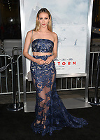 Mackenzie Lawren at the premiere for &quot;Geostorm&quot; at TCL Chinese Theatre, Hollywood. Los Angeles, USA 16 October  2017<br /> Picture: Paul Smith/Featureflash/SilverHub 0208 004 5359 sales@silverhubmedia.com
