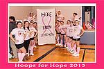 Hoops for Hope Girls 2013