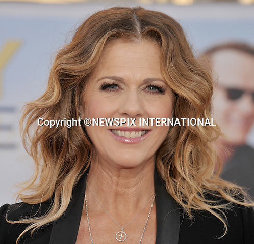 "RITA WILSON.attends the World Premiere of ""Larry Crowne"" at the Grauman's Chinese Theatre, Hollywood, Los Angeles, California_27/06/2011.Mandatory Photo Credit: ©Crosby/Newspix International. .**ALL FEES PAYABLE TO: ""NEWSPIX INTERNATIONAL""**..PHOTO CREDIT MANDATORY!!: NEWSPIX INTERNATIONAL(Failure to credit will incur a surcharge of 100% of reproduction fees).IMMEDIATE CONFIRMATION OF USAGE REQUIRED:.Newspix International, 31 Chinnery Hill, Bishop's Stortford, ENGLAND CM23 3PS.Tel:+441279 324672  ; Fax: +441279656877.Mobile:  0777568 1153.e-mail: info@newspixinternational.co.uk"