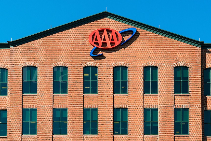 Triple A Mid -Atlantic corporate offices, Wilmington, Delaware, USA