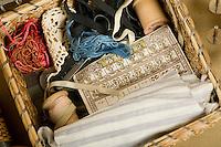 Flora T<br /> Willard Suitcases<br /> &copy;2015 Jon Crispin