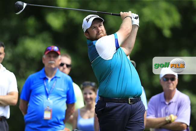 Shane Lowry (IRL) during practice for the Players, TPC Sawgrass, Championship Way, Ponte Vedra Beach, FL 32082, USA. 11/05/2016.<br /> Picture: Golffile   Fran Caffrey<br /> <br /> <br /> All photo usage must carry mandatory copyright credit (&copy; Golffile   Fran Caffrey)