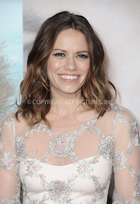 www.acepixs.com<br /> <br /> February 7 2017, LA<br /> <br /> Bethany Joy Lenz arriving at the premiere Of HBO's 'Big Little Lies' at the TCL Chinese Theatre on February 7, 2017 in Hollywood, California.<br /> <br /> By Line: Peter West/ACE Pictures<br /> <br /> <br /> ACE Pictures Inc<br /> Tel: 6467670430<br /> Email: info@acepixs.com<br /> www.acepixs.com