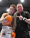 Boxing: 10R light flyweight bout at Korakuen Hall