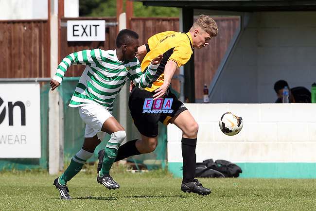 VCD ATHLETIC v MAIDSTONE UNITED<br /> KENT YOUTH LEAGUE U18 PREMIER DIVISION ONE SUNDAY 17TH MAY 2015