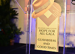 MIAMI, FL - DECEMBER 12: Atmosphere during Camillus House & Health 16th Annual Guayaberas and Good Times Hope For All Gala at Hilton Miami Hotel on Saturday, December 12, 2014 in Miami, Florida. (Photo by Johnny Louis/jlnphotography.com)