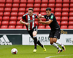 John Lundstram of Sheffield Utd  during the Professional Development U23 match at Bramall Lane, Sheffield. Picture date 4th September 2017. Picture credit should read: Simon Bellis/Sportimage
