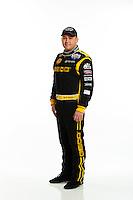 Jan 15, 2014; Palm Beach Gardens, FL, USA; NHRA top fuel driver Richie Crampton poses for a portrait. Mandatory Credit: Mark J. Rebilas-