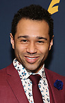 Corbin Bleu during the 2019 Drama Desk Awards at Steinway Hall on June 2, 2019  in New York City.