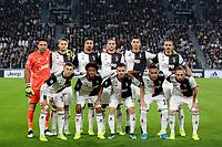 Juventus team photo line up <br /> Torino 19/10/2019 Allianz Stadium <br /> Football Serie A 2019/2020 <br /> Juventus FC - Bologna <br /> Photo Federico Tardito / Insidefoto