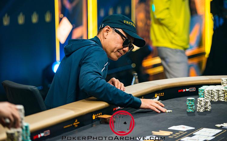 Elimination Paul Phua
