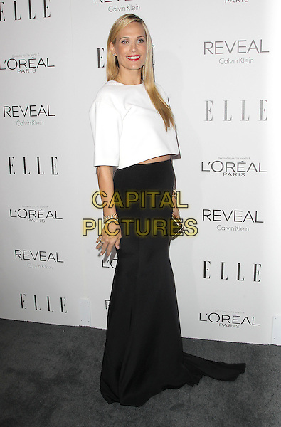 20 October  2014 - Beverly Hills, California - Molly Sims. 2014 ELLE Women In Hollywood Awards held at the Four Seasons Hotel.  <br /> CAP/ADM/FS<br /> &copy;Faye Sadou/AdMedia/Capital Pictures