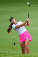 Maria Fassi (MEX) chips on to 11 during round 4 of the KPMG Women's PGA Championship, Hazeltine National, Chaska, Minnesota, USA. 6/23/2019.<br /> Picture: Golffile | Ken Murray<br /> <br /> <br /> All photo usage must carry mandatory copyright credit (© Golffile | Ken Murray)