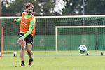 11.09.2017, Trainingsgelaende, Bremen, GER, 1.FBL, Training SV Werder Bremen<br /> <br /> im Bild<br /> Ishak Belfodil (Werder Bremen #29), <br /> <br /> Foto &copy; nordphoto / Ewert