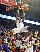 Men's Basketball: Arkansas vs LSU