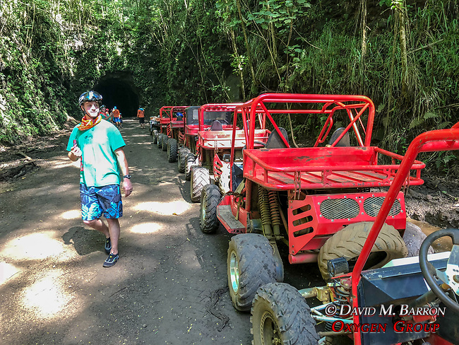 Mud Buggy Waterfall Tour