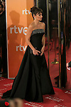 Penelope Cruz attends 30th Goya Awards red carpet in Madrid, Spain. February 06, 2016. (ALTERPHOTOS/Victor Blanco)