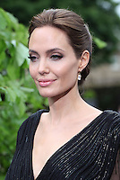Angelina Jolie arriving for the Maleficent Private Costume Reception, at Kensington Palace, London. 08/05/2014 Picture by: Alexandra Glen / Featureflash