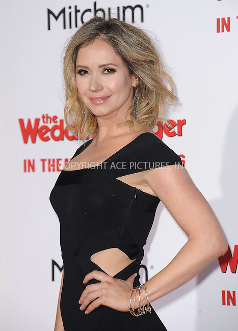 WWW.ACEPIXS.COM<br /> <br /> January 6 2015, LA<br /> <br /> Ashley Jones arriving at 'The Wedding Ringer' World Premiere at the TCL Chinese Theatre on January 6, 2015 in Hollywood, California. <br /> <br /> <br /> By Line: Peter West/ACE Pictures<br /> <br /> <br /> ACE Pictures, Inc.<br /> tel: 646 769 0430<br /> Email: info@acepixs.com<br /> www.acepixs.com