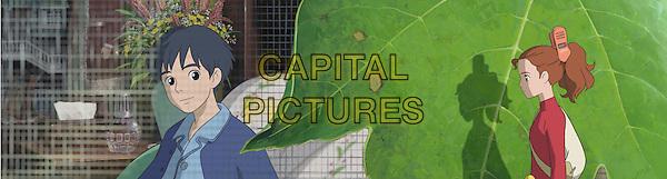 SCENE.in Arietty (Kari-gurashi no Arietti).*Filmstill - Editorial Use Only*.CAP/PLF.Supplied by Capital Pictures.
