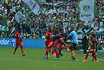 Atlético Nacional venció 5-2 a Independiente Medellín. Fecha 8 Liga Águila II-2019.
