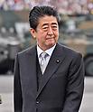 Self-Defense Forces Day at Camp Asaka