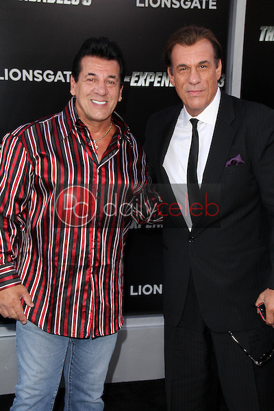 Chuck Zito, Robert Davi<br /> at &quot;The Expendables 3&quot; Los Angeles Premiere, TCL Chinese Theater, Hollywood, CA 08-11-14<br /> David Edwards/Dailyceleb.com 818-249-4998