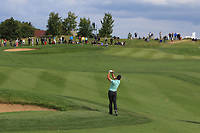 Haydn Porteous (RSA) on the 14th fairway during Round 4 of the D+D Real Czech Masters at the Albatross Golf Resort, Prague, Czech Rep. 03/09/2017<br /> Picture: Golffile   Thos Caffrey<br /> <br /> <br /> All photo usage must carry mandatory copyright credit     (&copy; Golffile   Thos Caffrey)