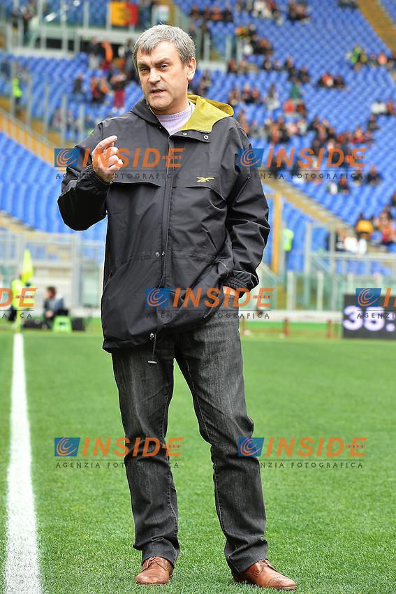 Giampietro Manenti President Parma <br /> Roma 15-02-2015 Stadio Olimpico, Football Calcio Serie A AS Roma - Parma Foto Andrea Staccioli / Insidefoto